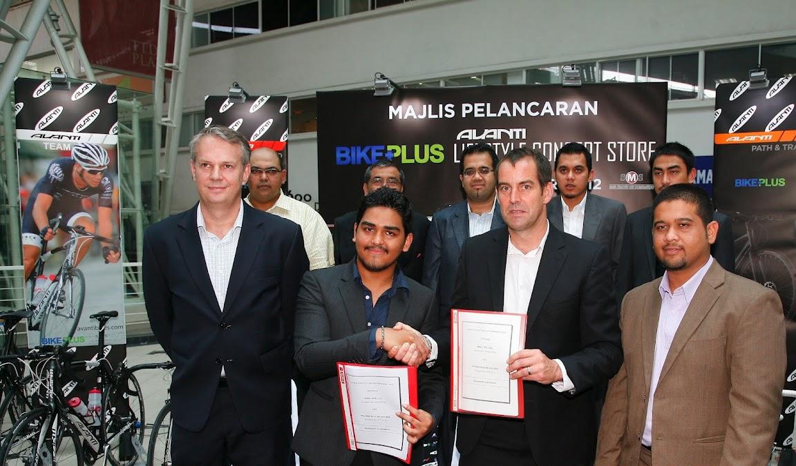 Sms Group Buka Bilik Pameran Bikeplus Concept Store Funtasticko Net