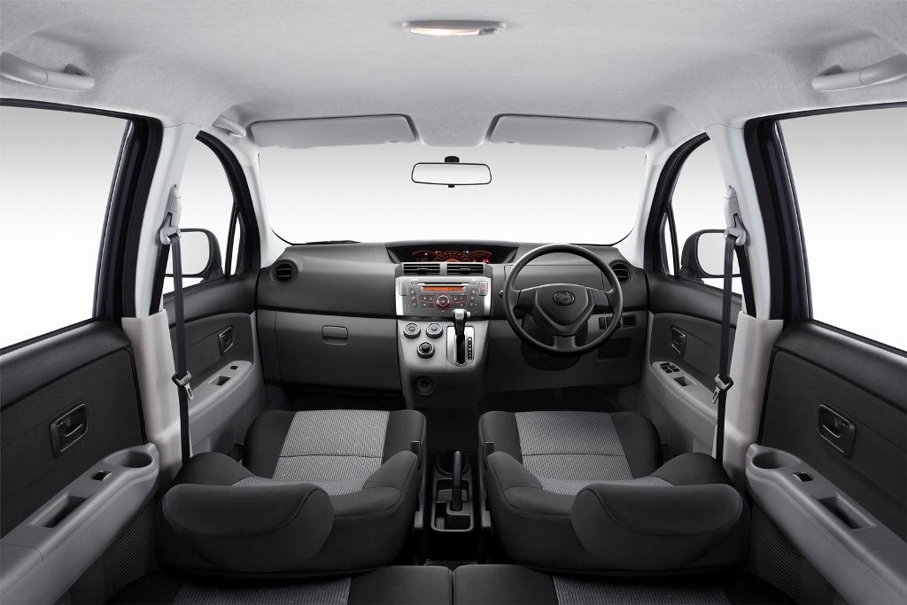 Perodua Alza Smart Ride (SR) diperkenalkan