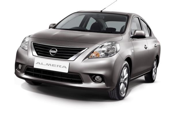 Nissan Almera 1.5L CVTC