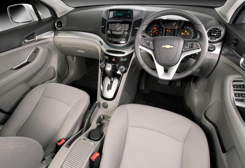 Chevrolet Orlando_23